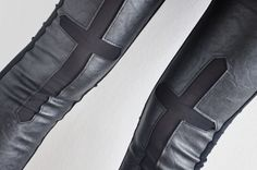 wow, now those are some leather pants