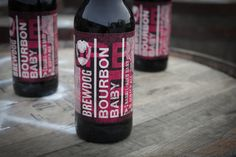 Born a Scotch ale, but raised the Kentucky way! Bourbon Baby is back y'all!