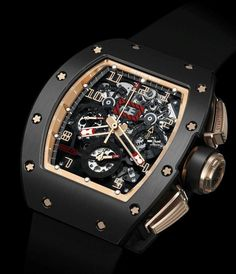 #RichardMille #LeMans classic Chronograph in Gold