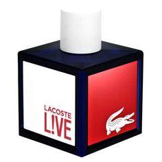 Citrus fragrances for men: featuring Lacoste_Live
