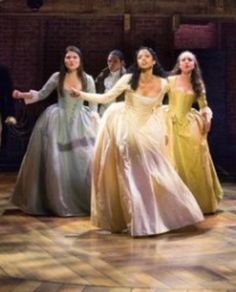 Eliza Schuyler, Queen Meme, Theatre Shows, Bridesmaid Dresses, Prom Dresses, Hamilton Musical, And Peggy, Alexander Hamilton, Lin Manuel Miranda