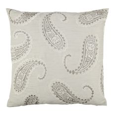 Emperor Paisley Cushion at Laura Ashley - would match the Paisley bedroom! Next Bedroom, Bedroom Decor, Master Bedroom, Paisley Design, Paisley Pattern, Paisley Bedroom, Conservatory Interiors, Bed Pillows, Cushions