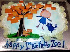 #ExquisiteDessertsBakery #birthdaycake #pegandcat #cake