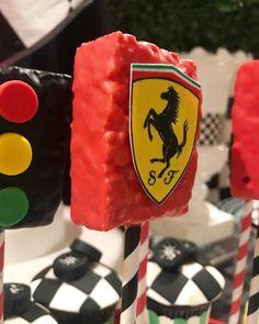 Ferrari Party, Race Car Party, Dessert Table, Event Design, Birthday, Desserts, Baby, Photography, Instagram