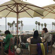 Claire S At The Museum Long Beach Bites Brunch Booze Patio Umbrella Outdoor Decor Outdoor
