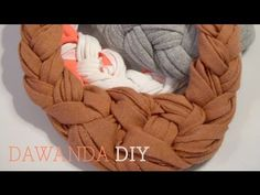 "DaWanda DIY: Stoff-Collier von ""tandan"" - YouTube"