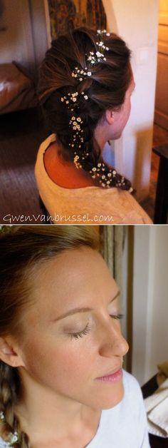Maquillage mère de la mariée Coiffures & Maquillages