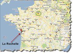 la rochelle france photos | ... , Lieu d'origine d'Isaac, La Rochelle, Charente-Maritime, France