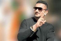 Yo Yo Honey Singh Winner of Indian hearts and all time hit rapper
