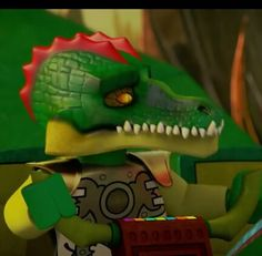 Lego Chima, Bowser, Character, Lettering