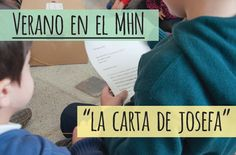 La Carta de Josefa en el Museo Histórico Nacional, actividad de verano para los más chicos.