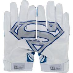under armour flash football gloves