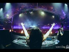 Steve Aoki - Live At Tomorrowland 2014. Always good to see one of his shows. Also, great set to get the morning routine on.