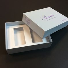 #packaging #box with insert