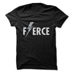 Fierce Fitness Funny Shirt T Shirt, Hoodie, Sweatshirt