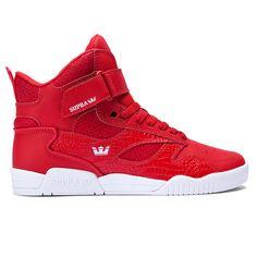 9d8a5ec2b49f Supra – Bleeker – Cardinal Supra Shoes