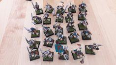 25 guerriers des clans: 7 euros