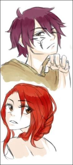 Fairy Tail - Reiki and Rosmary