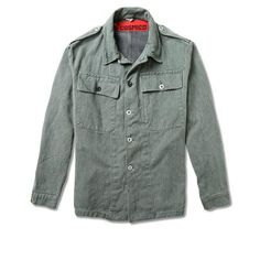 El Cosmico French Work Jacket