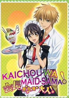maid sama is another very good anime show. Anime and animation are to different things.