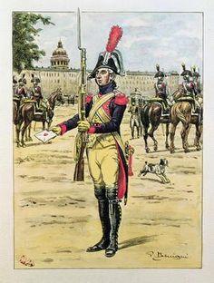 Elite Legion of the Gendarmerie, 1801-02 | Social Studies, The Arts | Image | PBS LearningMedia