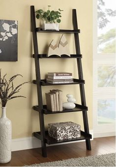 This lovely bookcase will add a casual look to your home, offering convenient storage and display space for your living room, hallway, or home…