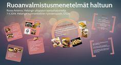 PORTFOLIO | Helsingin työväenopiston Ruoanvalmistuksen menetelmät haltuun -kurssin kolmannen kurssikerran materiaali.