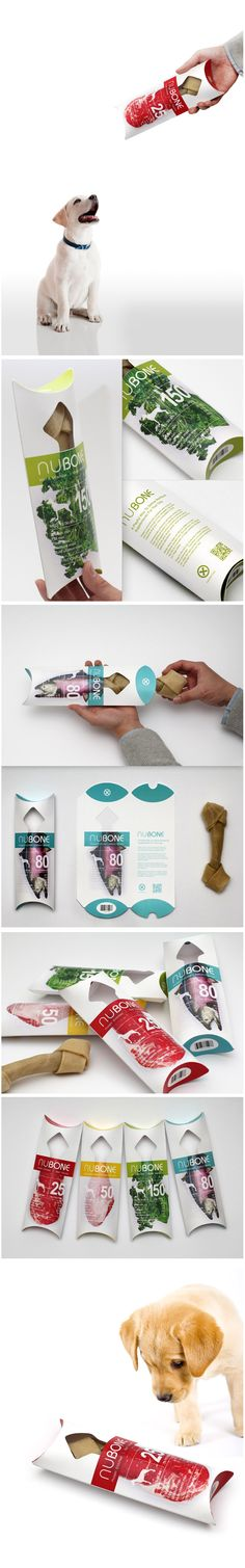 NuBone - Nutritional Supplements For Dogs Here's the whole NuBone #packaging and #branding story PD
