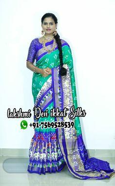 Ikkat Silk Sarees, Business Pages