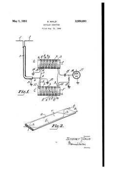 Patent US2550891 - Bifilar inductor - May 1, 1951