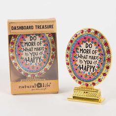 Dashboard Treasures