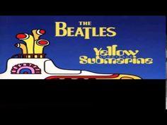(1) Yellow Submarine - The Beatles Lyrics - YouTube