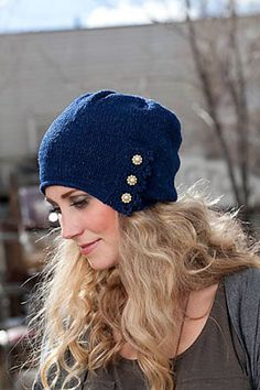Ravelry: Southmoor Hat pattern by Erica Jackofsky (Fiddle Knits)