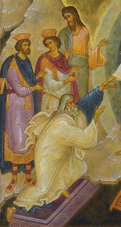 Russian Icons, Jesus Resurrection, Byzantine Icons, Orthodox Icons, Sacred Art, Religious Art, Catholic, Painting, Jesus Painting