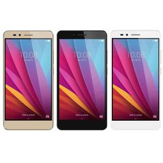 Huawei Honor 5X 16GB Unlocked GSM 4G LTE Octacore Android 13MP Smartphone - New - Authorized Dealer, 30-Day Money-Back Guaranteed #android #smartphone #octacore #unlocked #honor #huawei
