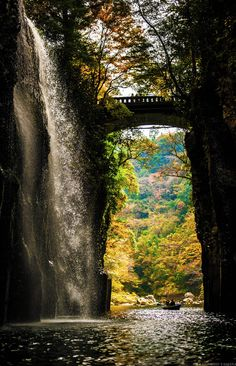 Takachiho gorge, Japan. Been there, done that!