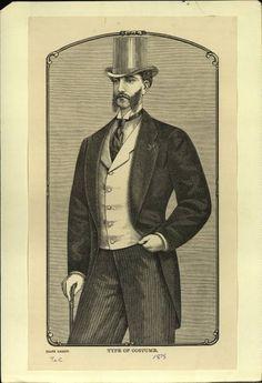 1875 Gentleman