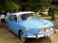 1958 Tatra 603