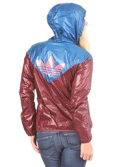 Adidas Shiny Nylon Jacket