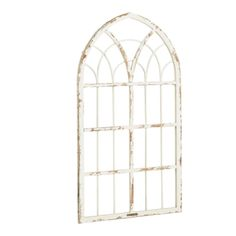 Magnolia Home Metal Cathedral Petite Window Frame