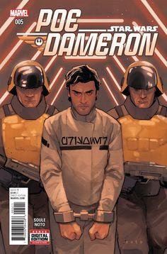 Star Wars Poe Dameron (2016) Issue #5