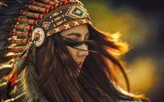 Şaman kız