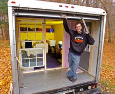 Uhaul mobile home by UhaulTruckSales, via Flickr