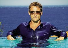 Jenson Button (dailymail, August 2012)
