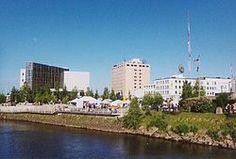 Fairbanks, Alaska - Wikipedia, the free encyclopedia