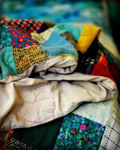 cozy quilts...