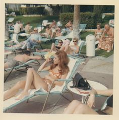Palm Springs, CA, 1967