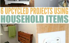 Repurpose household items for a more organized home household repurpose household items for a more organized home solutioingenieria Choice Image