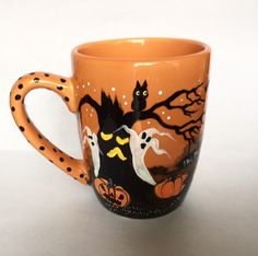 A personal favorite from my Etsy shop https://www.etsy.com/listing/249308009/the-haunted-pumpkin-patch-halloween-mug