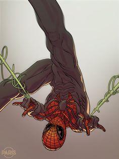 The Superior Spider-Man - Paris Alleyne